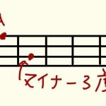 即興でウォーキングベースラインを弾けるようになれるトレーニング「フライミートゥザムーン編」②