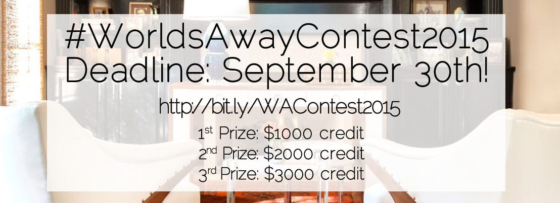 Worlds Away Photo Contest 2015