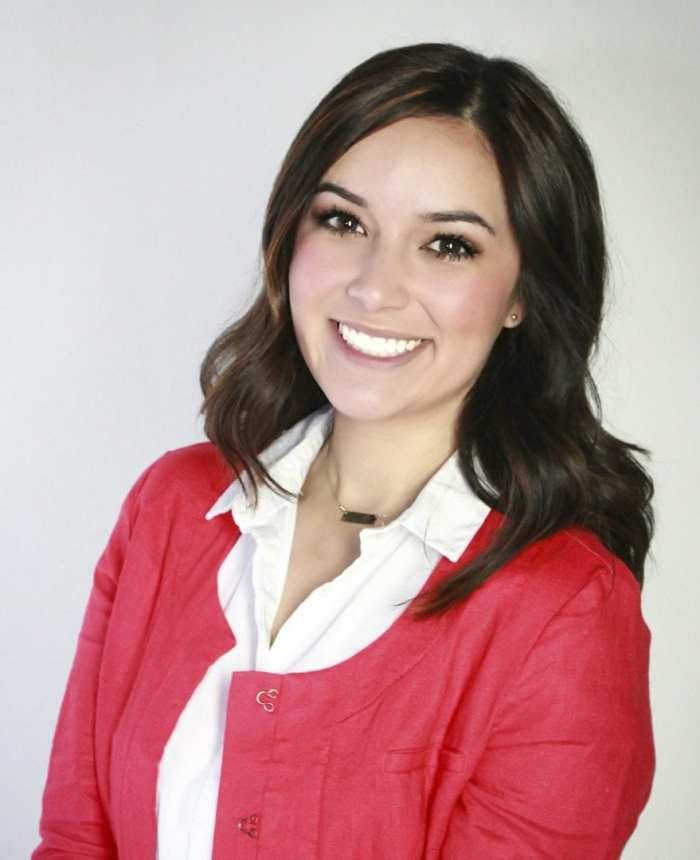 Jordyn Martinez Head Shot - Interior Design Team