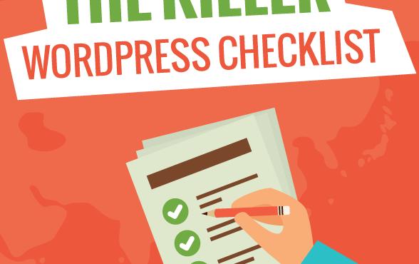 WordPress-Checklist