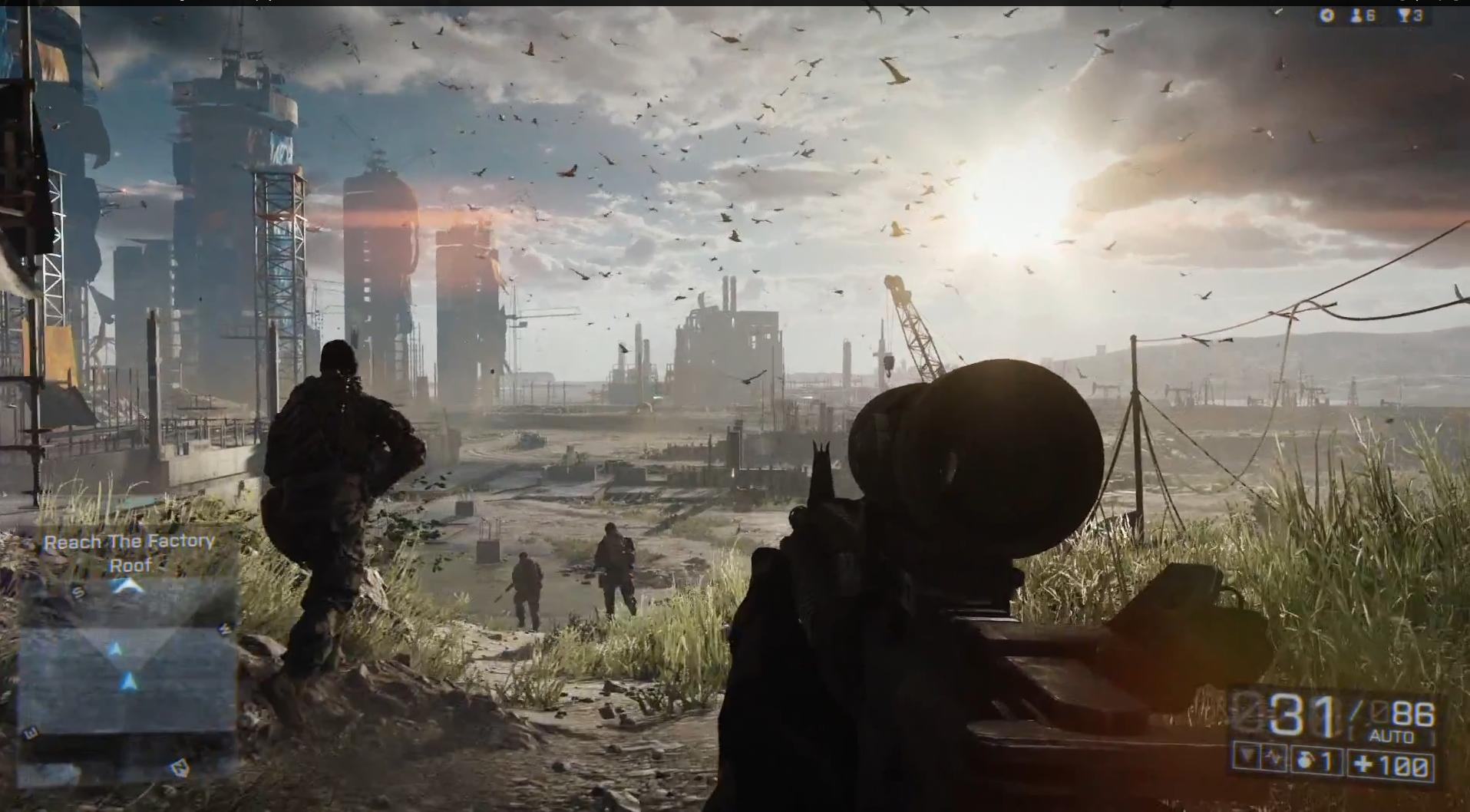Game DownloadsBest FPS GAME Of YEAR Battlefield 4 OUT