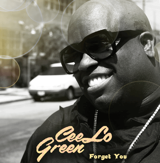 Cee Lo Green - Forget You Bass Transcription by Andreas Farmakalidis