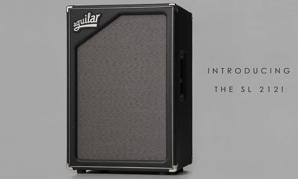 Aguilar Amplification Announces the SL 212 Bass Cabinet