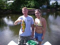 Florida Largemouth & Peacock bass