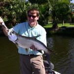 Freshwater Tarpon on 10lb Mono!