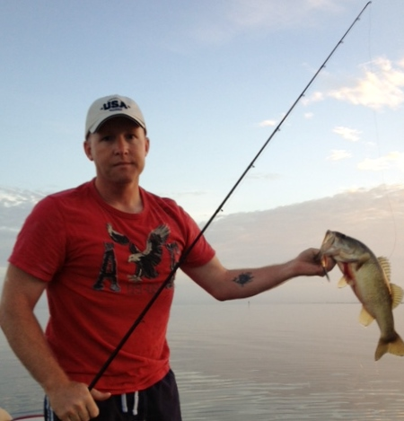 Lake okeechobee customer testimonials lake okeechobee marina for Lake okeechobee fish camps