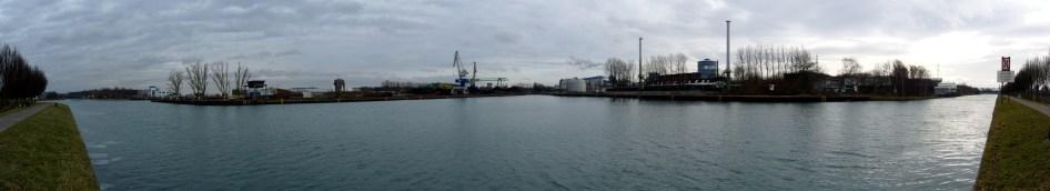 Industriehafen Dortmund