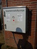 Gratis Solarluftpumpe