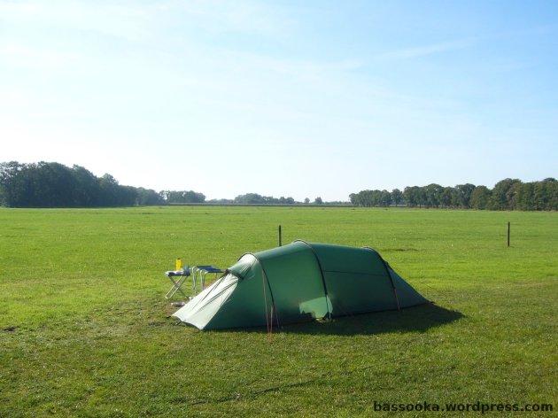 So muss ein Campingplatz aussehen
