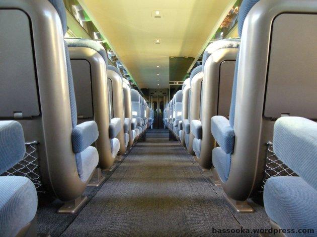 Schnellzug nach Paris