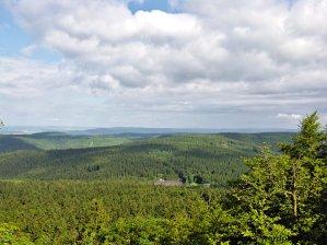Wälder und Berge