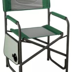 Camping Chairs With Side Table West Elm Outdoor Chair Cushions Bass Pro Shops Folding Directors
