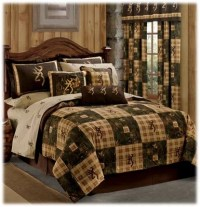 Browning Country Collection Comforter Set   Bass Pro Shops