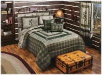 Browning Panel Bedding Collection Comforter Set   Bass Pro ...