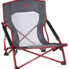 Folding Lawn Chairs Ontario Kids Hair Cutting Camping Bass Pro Shops Ascend Low Profile Chair