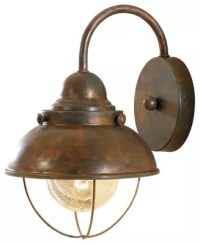 White River Fisherman's Wall Sconce