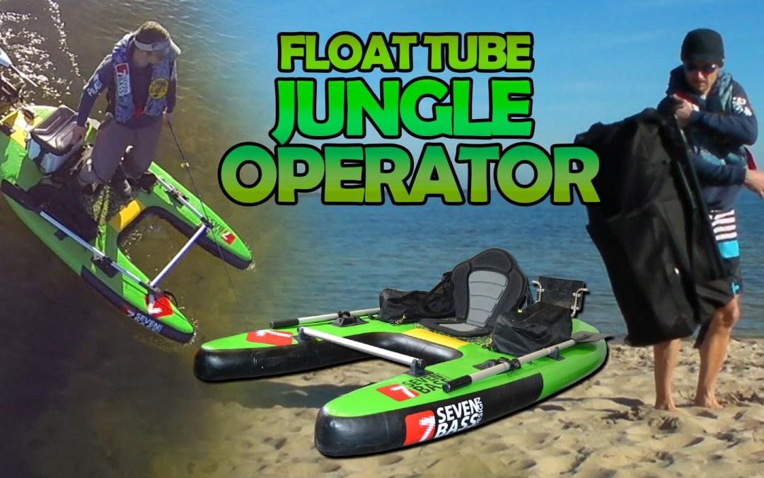 Pato Seven Bass Jungle Operator
