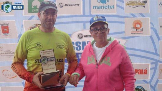 3º classificado da 4ª prova - Joaquim Cabo