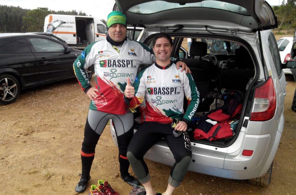 1ª prova do circuito de Patos e Catamarans da BASS Nation Portugal