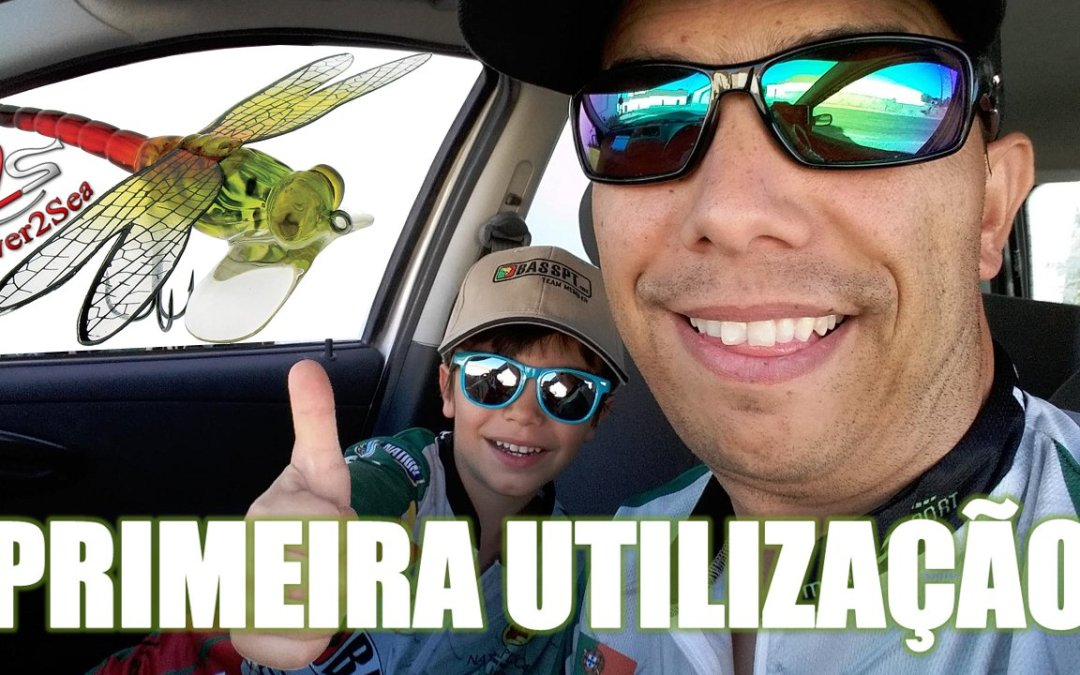 VIDEO – Teste DragonFly da River2Sea