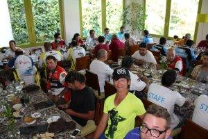 Almoço Pro BASS Cup