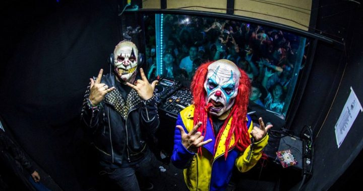 Scary & Freaky Kill The Clowns Are Touring India This Month