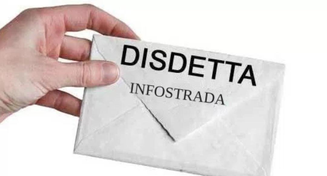 Disdetta Infostrada 2018: Modulo e Guida Definitiva con PEC, Indirizzi, Costi e Penali