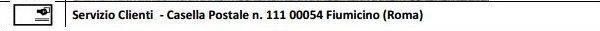 indirizzo postale telecom tim per reclami