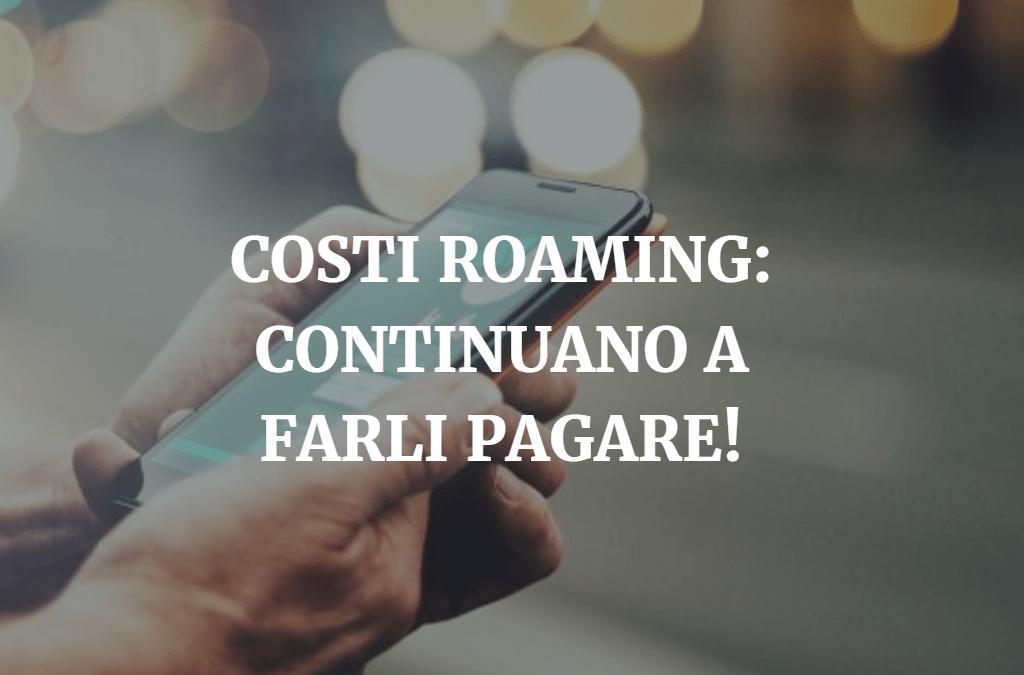 Fastweb archives bastabollette for Abolizione roaming in europa