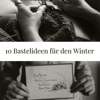 Bastelideen Winter