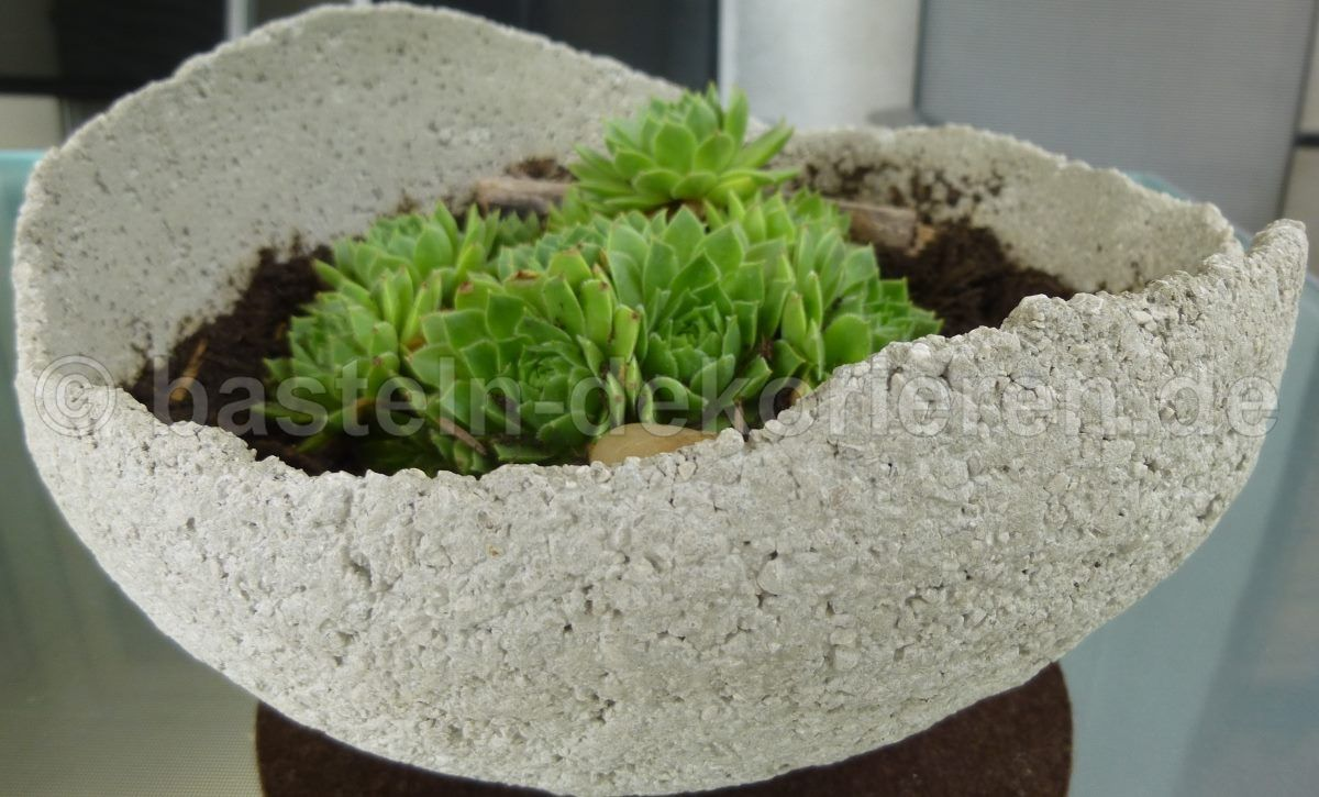 gartendeko selber machen anleitung | moregs, Garten und bauen