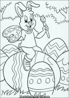 Malvorlagen Ostern   Basteln mit Kids