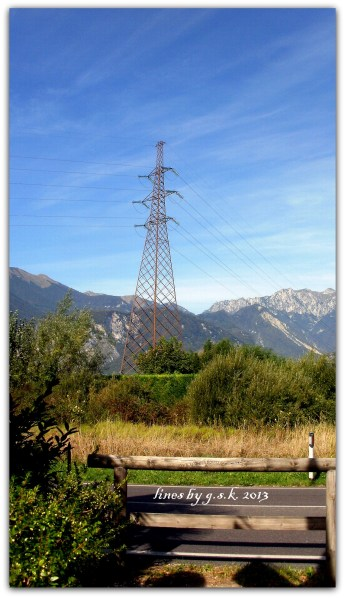 Power and lines