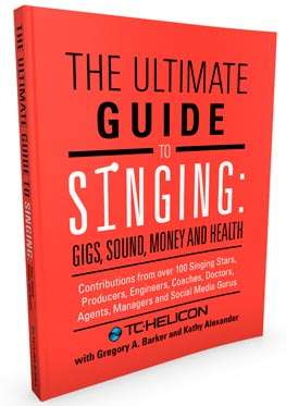 The Ultimate Guide to Singing
