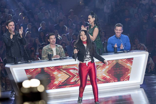Foto: Kelly Fuzaro/X Factor