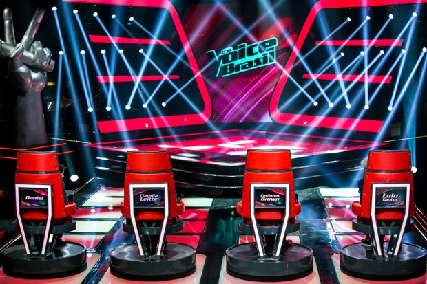 "Globo marca final do ""The Voice Brasil"""