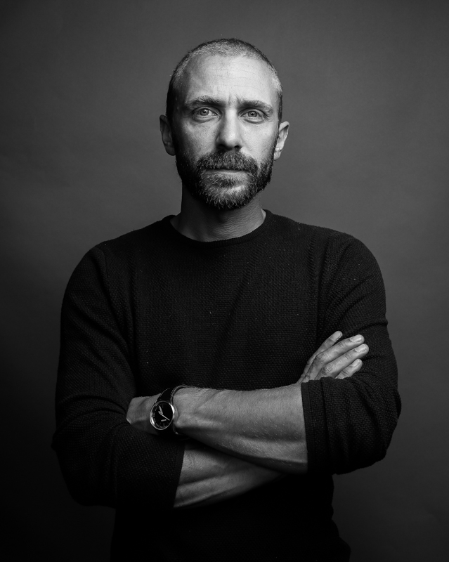 Bastien Colin poses at a portrait session on Sept. 25, 2017. (photo by Olivier VIGERIE / Contour by Getty Images)