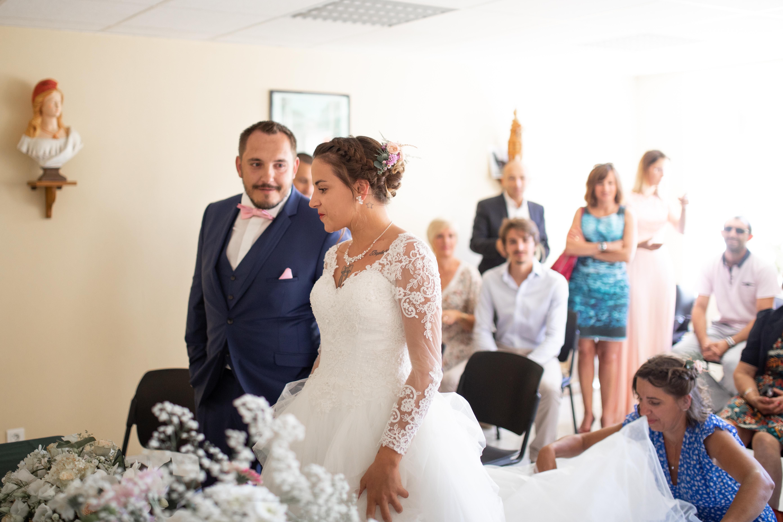 Mariage bastien ducasse photographe gers