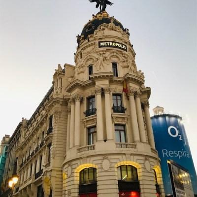 The BEST of Madrid – a weekend getaway.