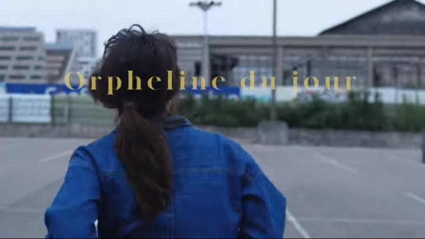 Louise Combier chante Orpheline du jour