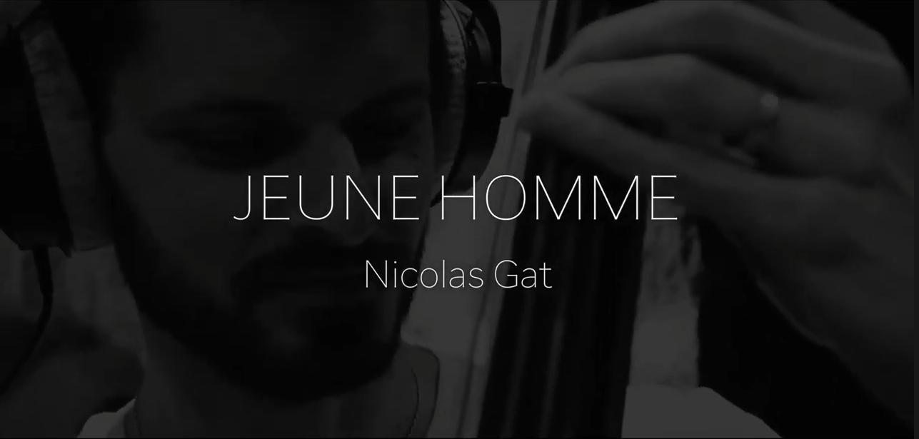 Nicolas Gat, un Jeune homme à découvrir !