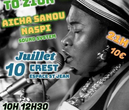Et de six pour le Reggae to Zion !