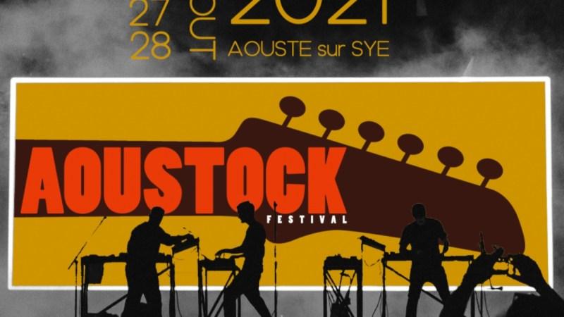 La Première édition du festival Aoustock maintenue !