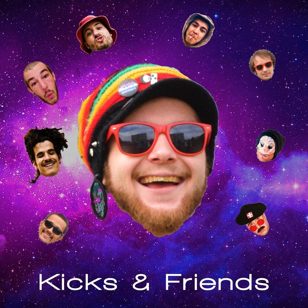 DJ Brice présente son EP: Kicks & Friends