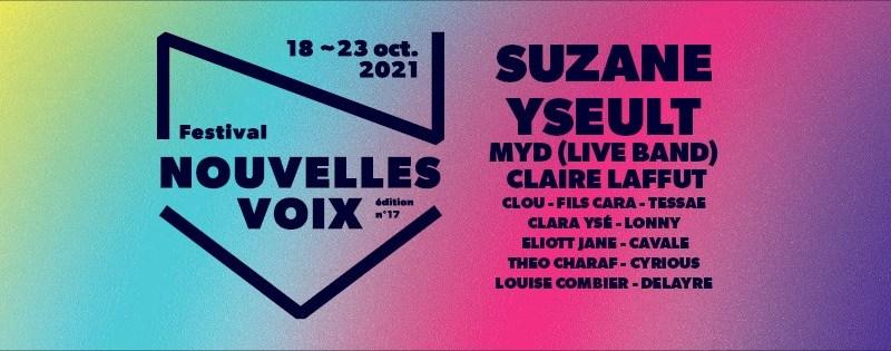 Festival Nouvelles voix en Beaujolais 2021