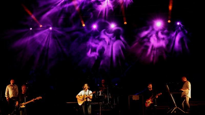 Goldmen en concert au Château de Freycinet
