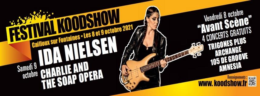 Festival Koodshow 2021 : c'est ce week-end