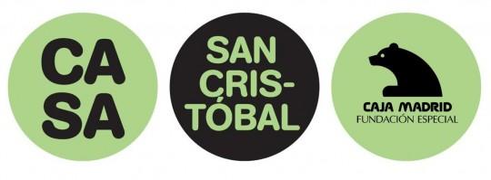 Logo Casa San Cristobal FECM 2013