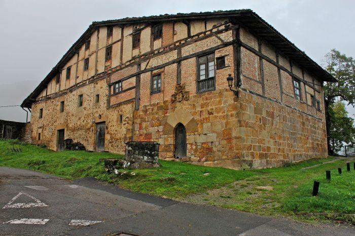 Palacio Jauregi.