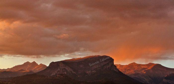 Senderismo por el Pirineo Aragones - Monte Perdido